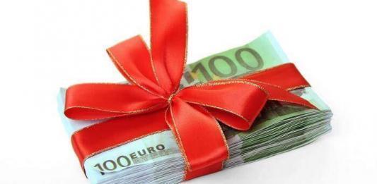 billets euro cadeaux