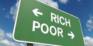 riche ou pauvre