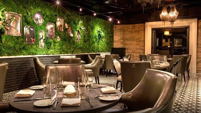 client mystere restaurant