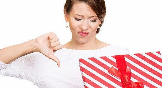 mauvais cadeau
