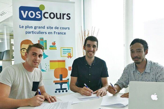 L'équipe de Voscours.fr